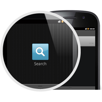 Android Icon mobile ads